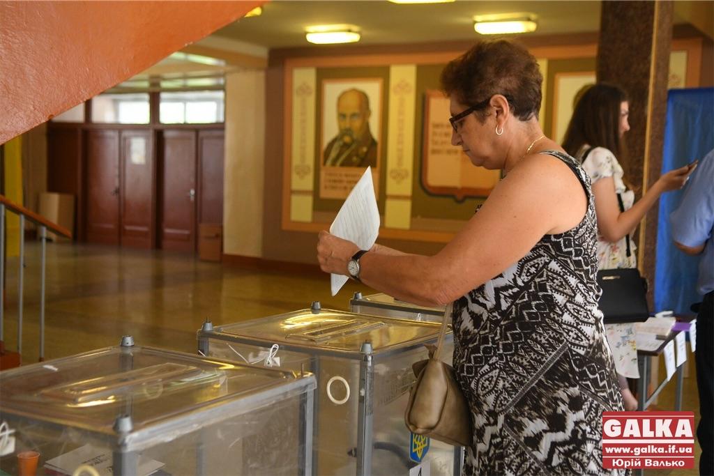 Гірше тільки Буковина та Закарпаття: на Прикарпатті наднизька участь виборців у голосуванні (ІНФОГРАФІКА)