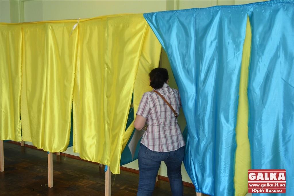 На Прикарпатті троє народних депутатів йдуть на місцеві вибори як кандидати