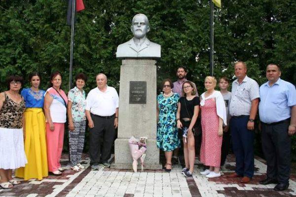 На Городенківщині вшанували віцепрезидента ЗУНР Лева Бачинського