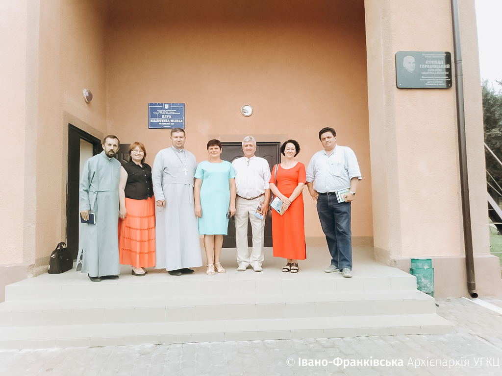 На Прикарпатті священників вчили, як служити хворим (ФОТО)