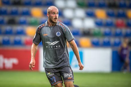 Прикарпатський футболіст відзначився дебютним голом у чемпіонаті Латвії (відеосюжет)