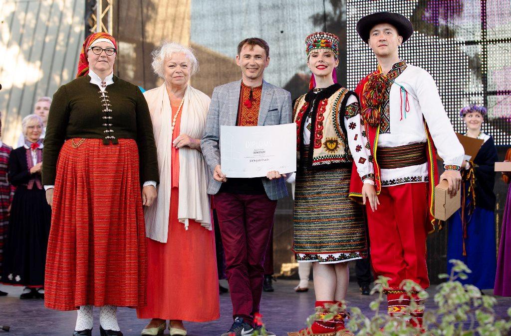 Франківські танцюристи серед призерів Міжнародного фестивалю в Латвії (ФОТО)