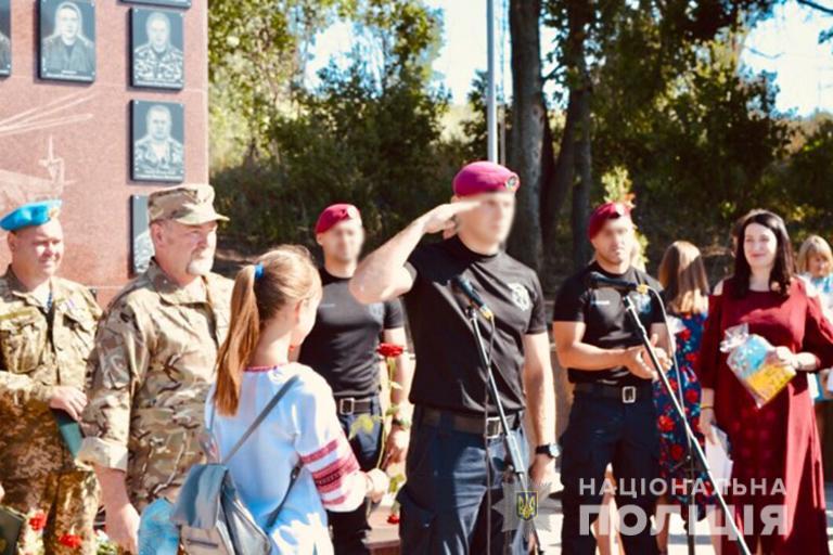 Чотирьох прикарпатських бійців відзначили на сході України (ФОТО)
