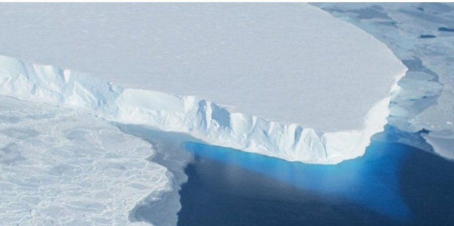 В Антарктиді знайшли льодовик, від якого залежить доля людства