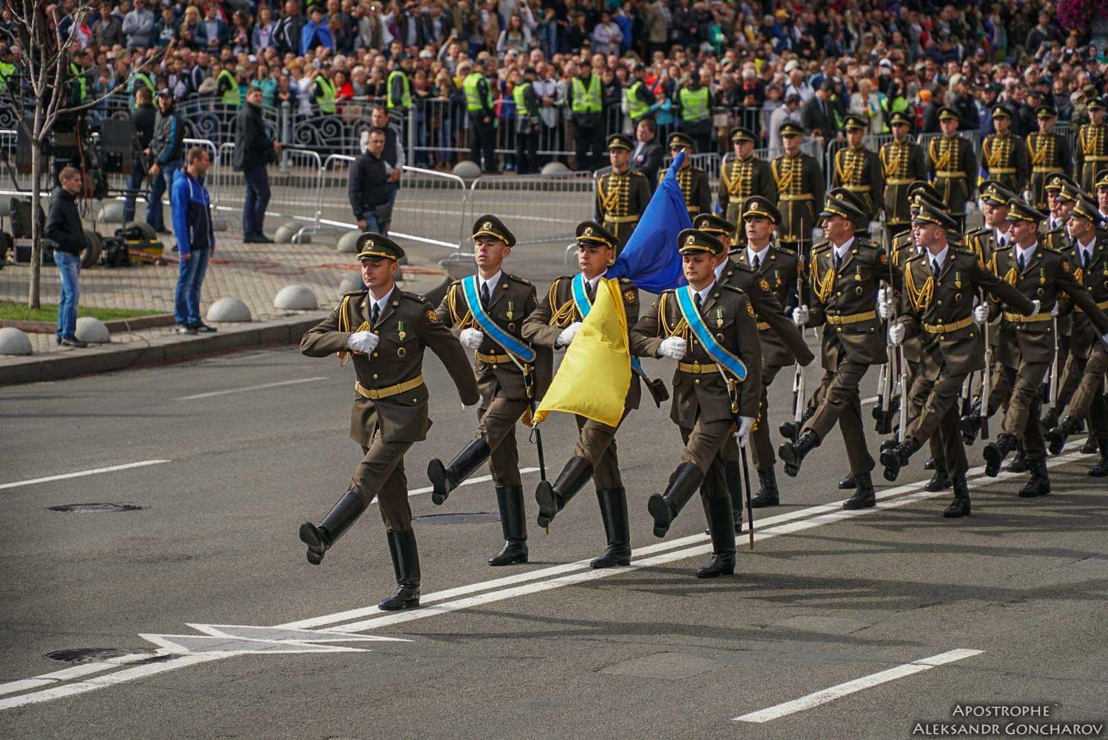 Зеленський скасував військовий парад на День Незалежності (ВІДЕО)