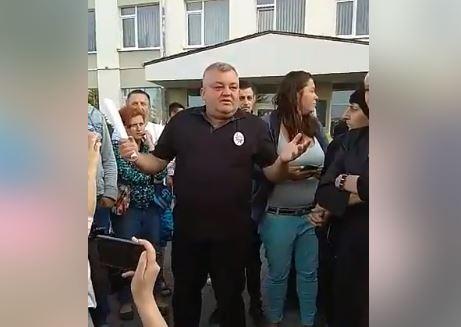 У Долині не вірять, що затриманий депутат вчинив смертельну ДТП, в якій загинули двоє дітей (ВІДЕО)
