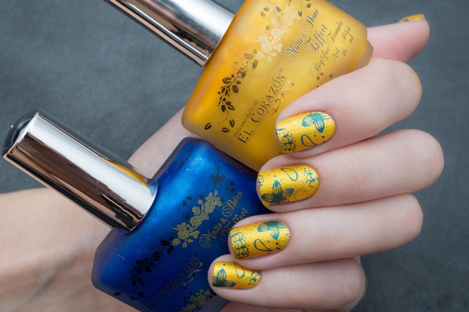 День Незалежності 2019: патріотичний манікюр для українських красунь (ФОТО)