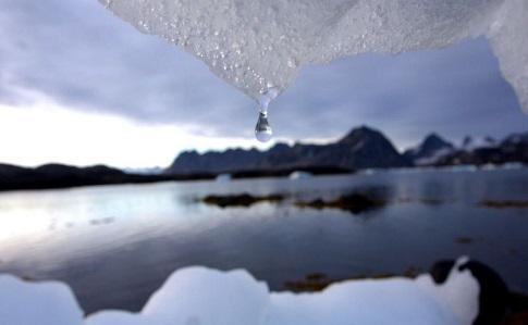 +34 за Цельсієм: на Північному полюсі зафіксували температурний рекорд