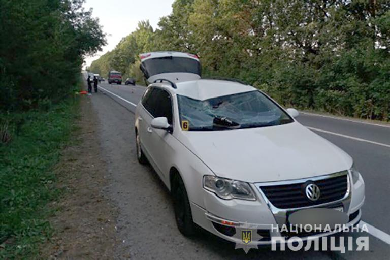 У Франківську під колеса авто потрапив пішохід, а поблизу Ямниці – велосипедист (ФОТО)