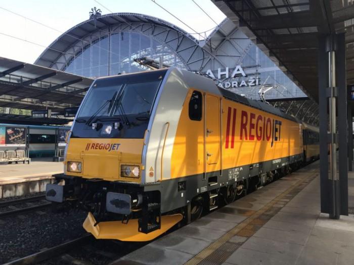 Чеський RegioJet планує запустити потяг до України вже наступного літа