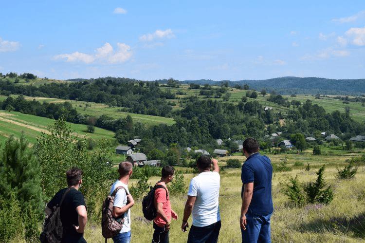 Задля розвитку туризму: у Витвицькій ОТГ з'явиться наметове містечко «Байки бойка» (ФОТО)