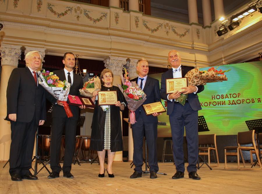 """Франківські науковці стали """"оскароносцями"""" (ФОТО)"""