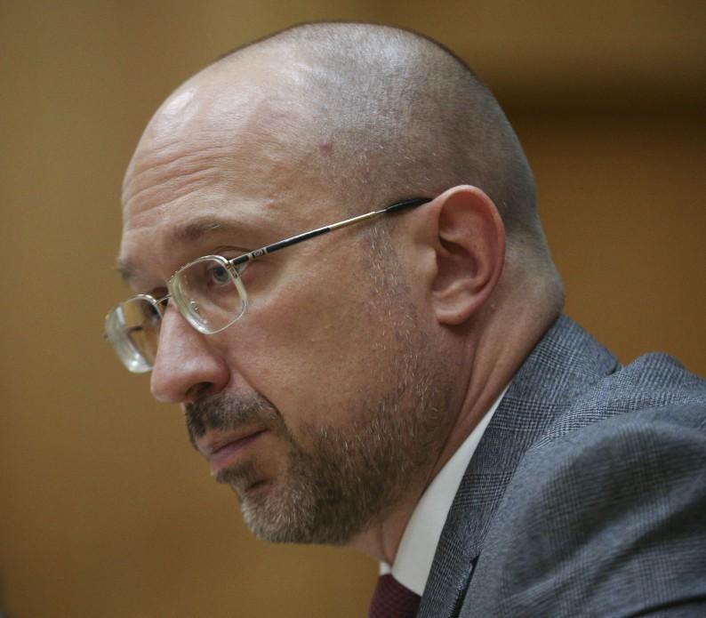 Шмигаль має намір замінити більшість обласних топ-чиновників