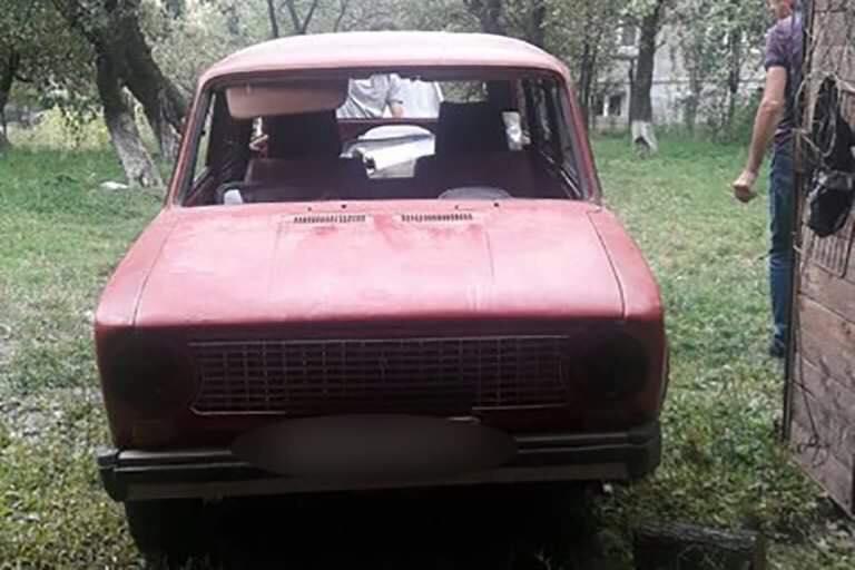 На Прикарпатті розшукали молодиків, які місяць тому викрали автівку у жінки (ФОТО)
