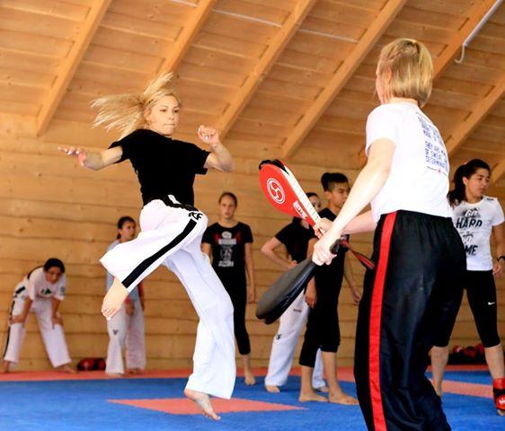 Спортсмени з 18 країн приїхали на Прикарпаття уміжнародний табір з Таеквон-До (ФОТО)