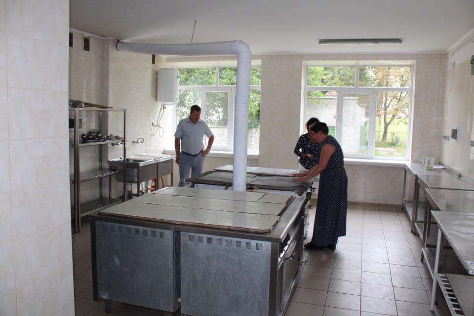 В одному з дитсадків Франківська модернізують харчоблок (ФОТО)