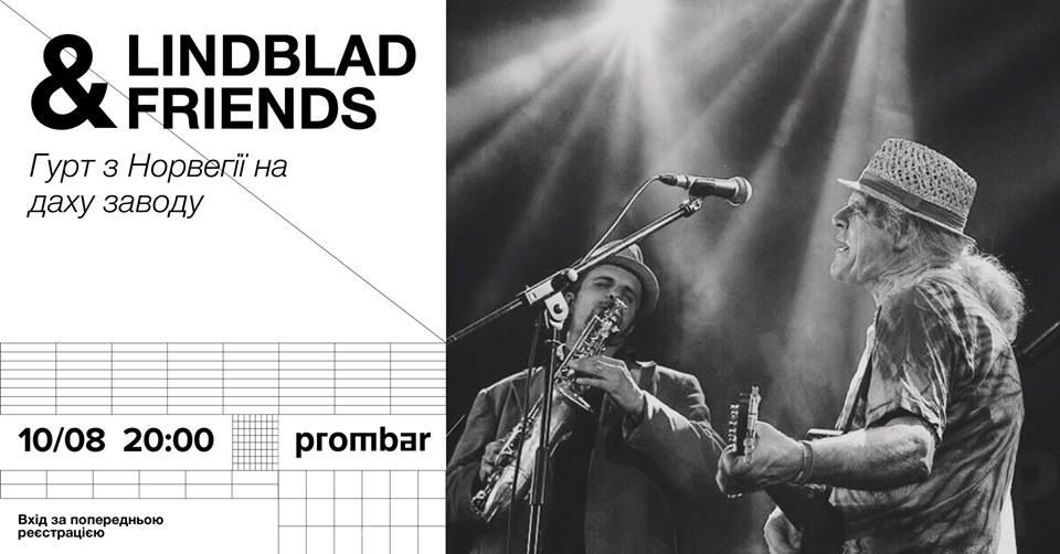 На даху «Промприладу» виступить рок-гурт з Норвегії