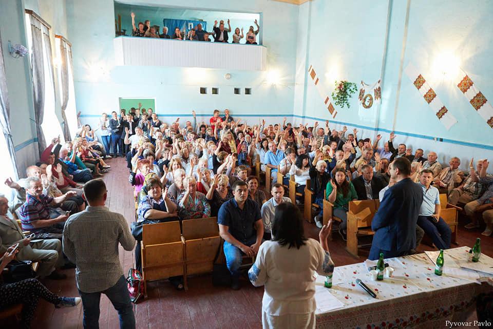 Громада Підлужжя проголосувала за приєднання до Франківська, - Марцінків (ФОТО)
