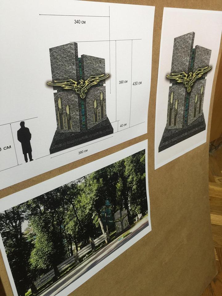 В Івано-Франківську визначали, яким буде пам`ятник загиблим героям АТО/ООС (ФОТО)