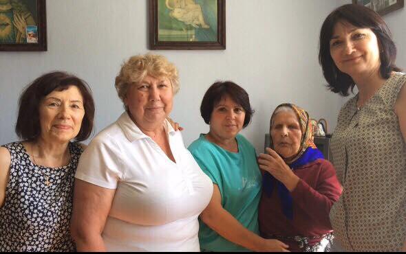 101-й день народження відзначила жителька Городенки (ФОТО)