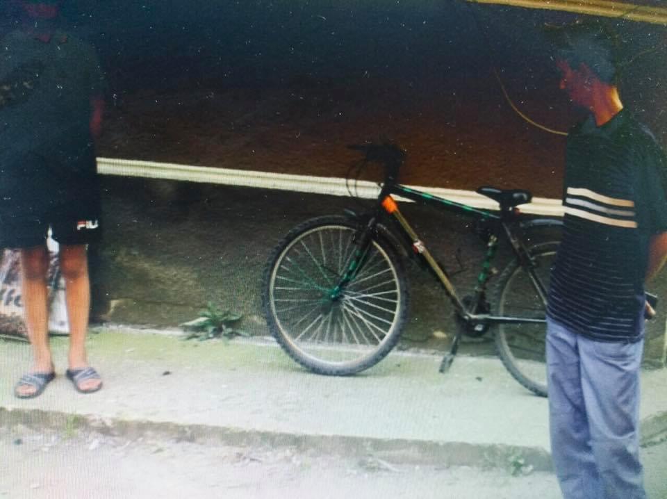 У прикарпатському містечку 12-річні школярі скоїли крадіжку (фотофакт)