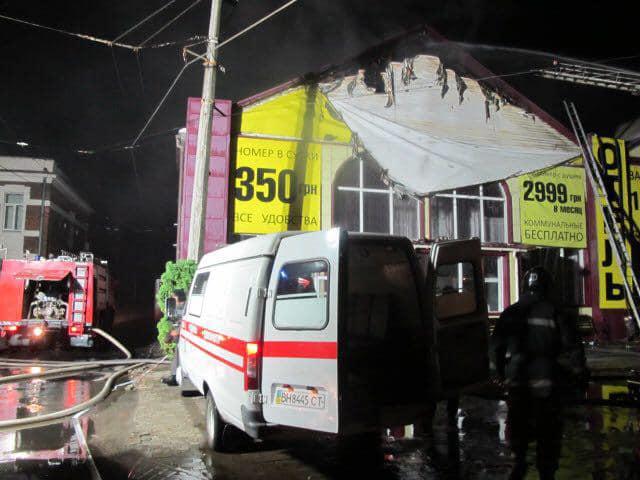 Зеленський пообіцяв покарати власника одеського готелю, де загинули люди