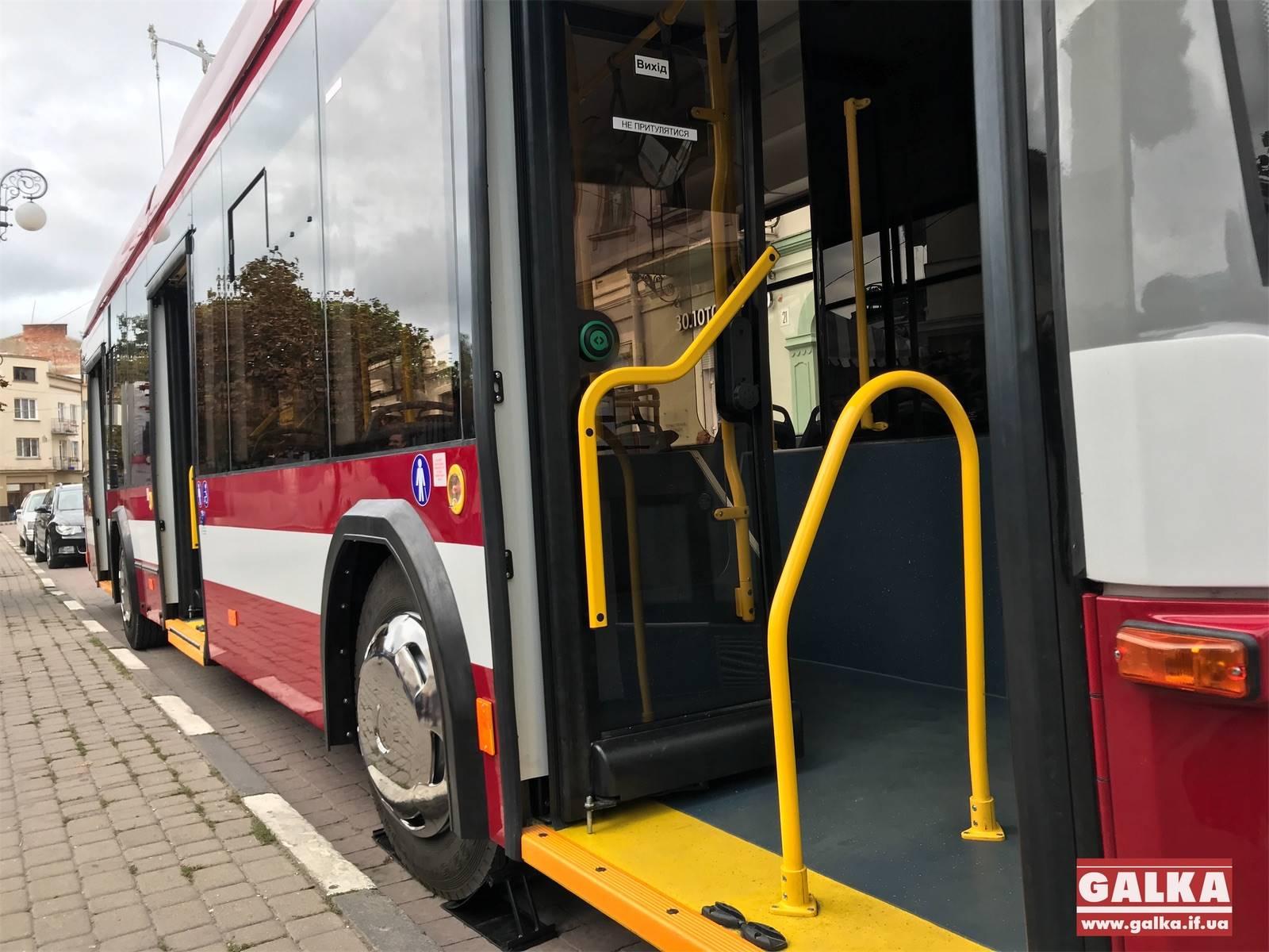 Частина нових білоруських тролейбусів не матимуть кондиціонеру салону