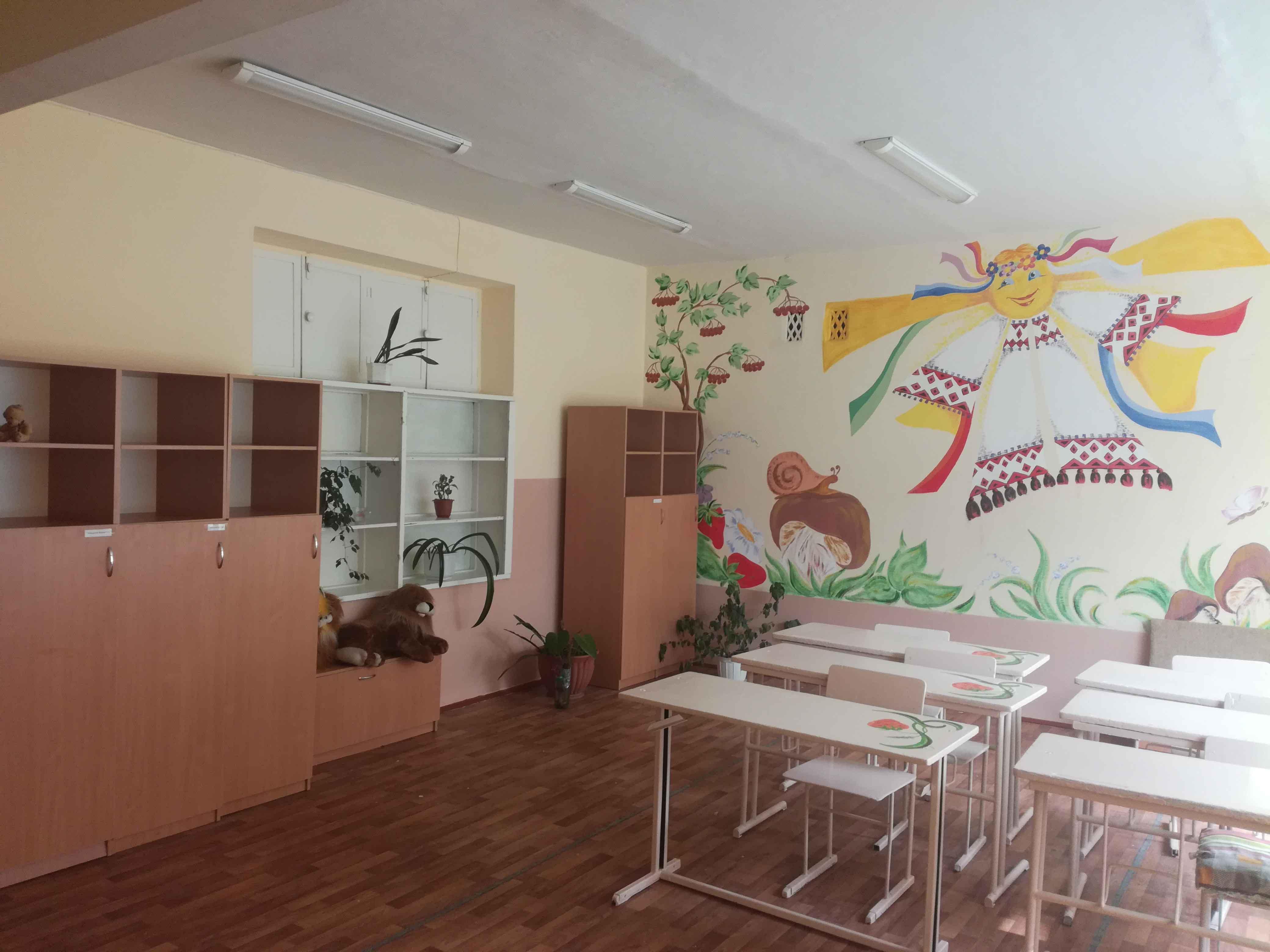 У школі в Калуші завершують капремонт (ФОТО)