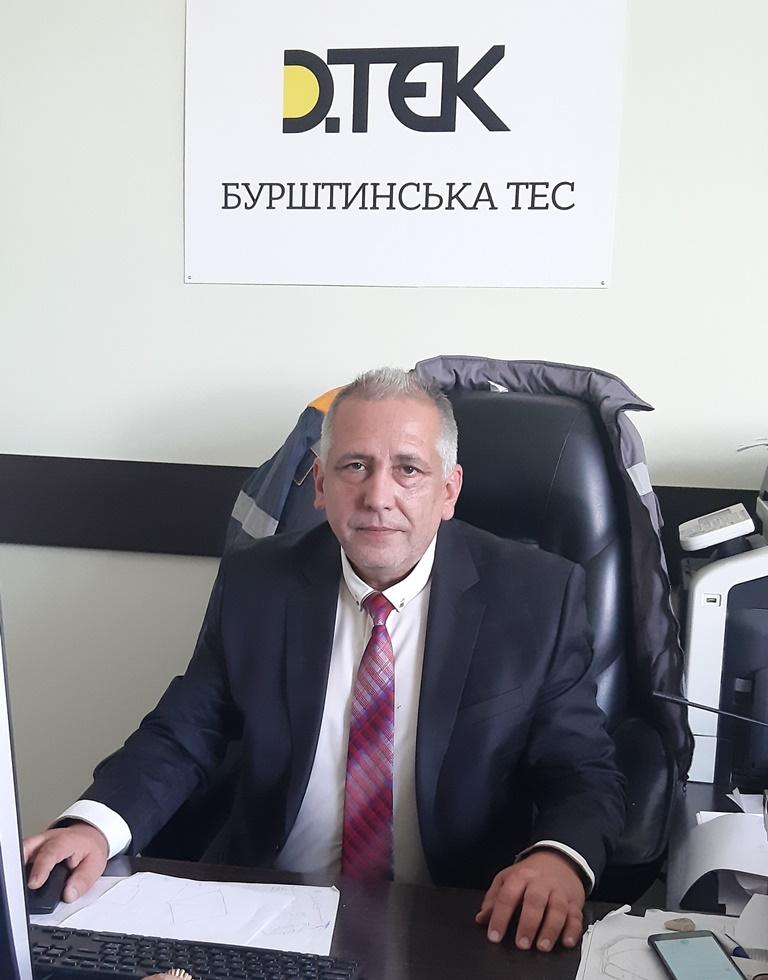 Стало відомо, хто очолив Бурштинську ТЕС замість новопризначеного голови ОДА
