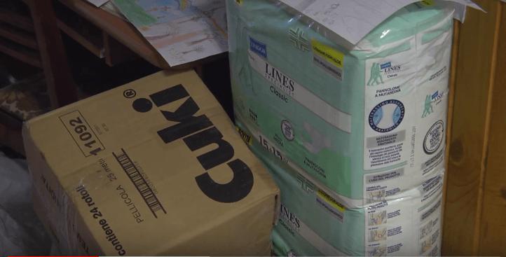 Небайдужі коломияни зібрали допомогу для морпіхів (ВІДЕО)