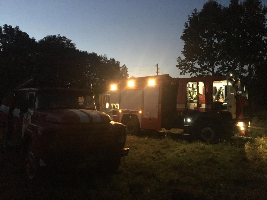 У Богородчанському районі на пожежі знайшли тіло чоловіка