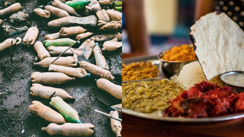 В Індії відкрили кафе, яке обмінює пластик на їжу