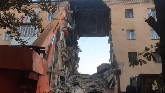 У Дрогобичі через вибух газу обвалився дім – щонайменше двоє загиблих (ФОТО, ВІДЕО)