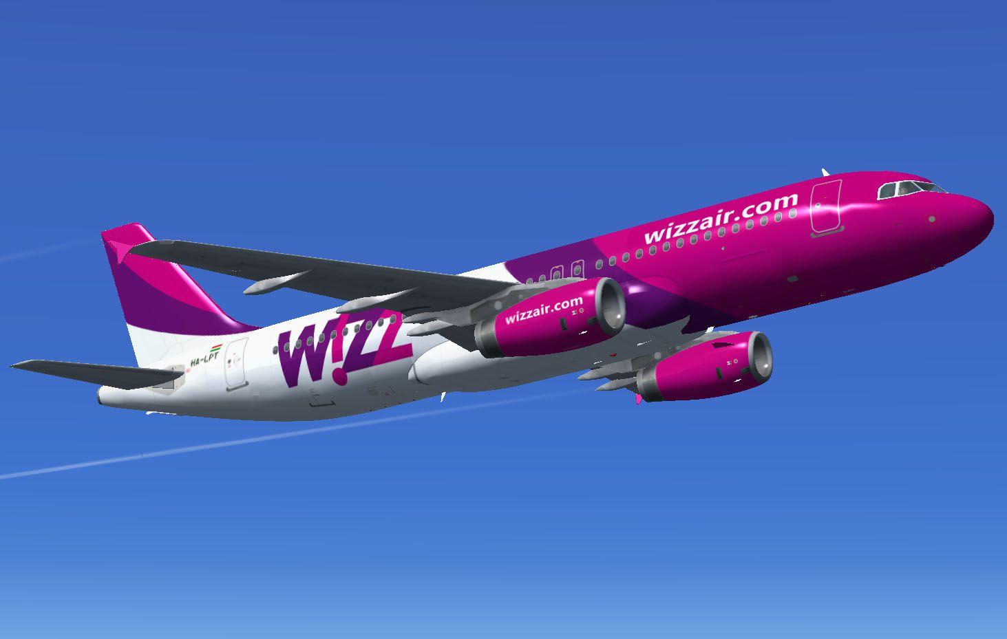 Wizz Air анонсував 5 напрямків зі Львова в Європу на липень