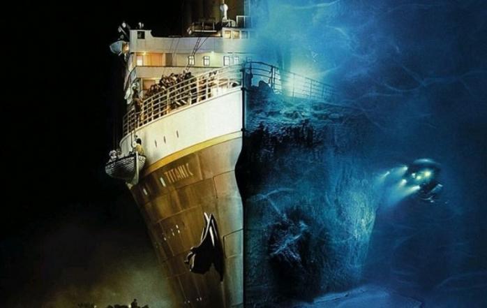 Катастрофічний стан затонулого «Титаніка» показали на відео