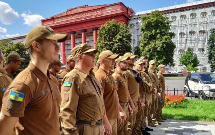 Учасників АТО Калущини кличуть долучитися до Маршузахисників України