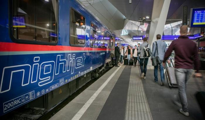 Австрійці запускають потяг Грац-Відень-Перемишль зі зручною пересадкою в Одесу і Львів