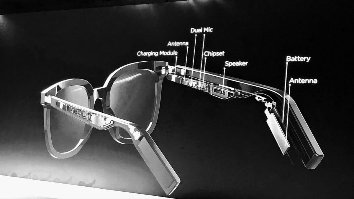 Компанія Huawei запустила продаж розумних окулярів EyeWear