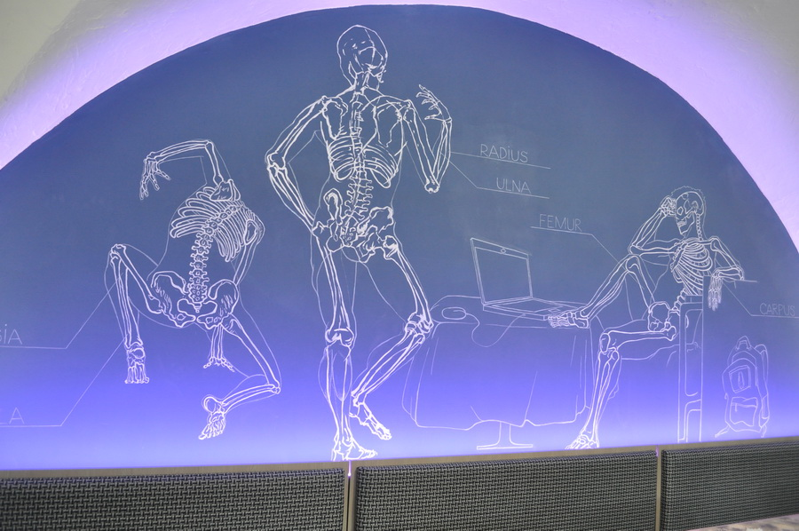Оновлений студентський простір відкрив двері для майбутніх франківських медиків (ФОТО)