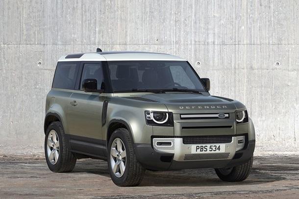 Компанія Land Rover показала відроджений позашляховик Defender (ФОТО)