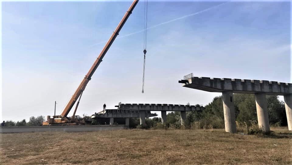 У Службі автодоріг розповіли, яким буде новий міст через Дністер на межі Калущини і Галицького району (ФОТО)