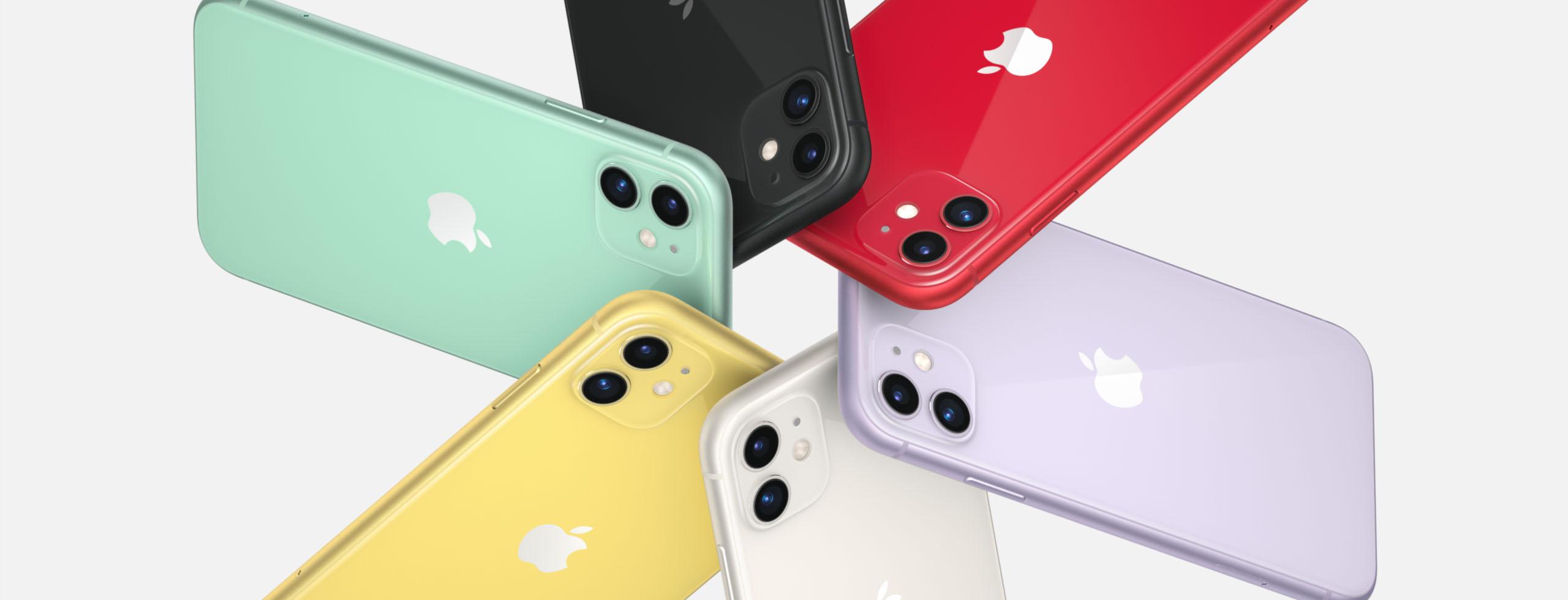 Нові iPhone 11 вже висміяли у мемах (ФОТО)