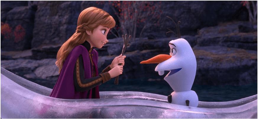 """У мережі показали новий трейлер мультфільму """"Крижане серце 2"""" (ВІДЕО)"""
