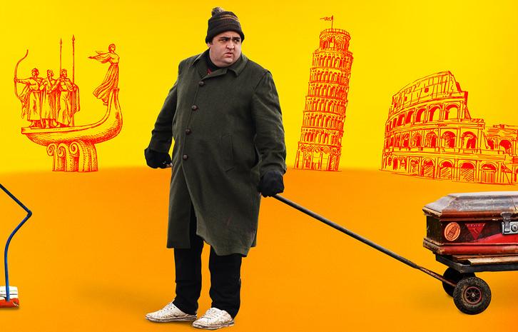 """Франківців кличуть подивитися просто небаукраїнсько-італійську комедію """"Ізі"""""""