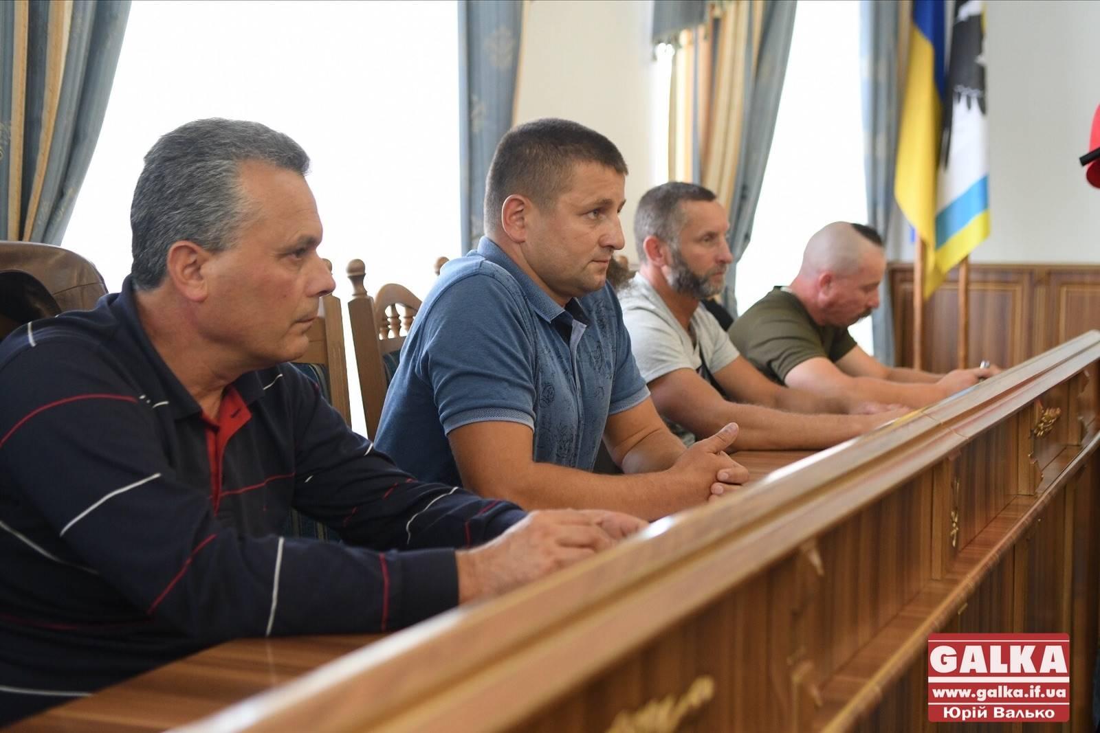 Учасники АТО Калущини не можуть використовувати земельну ділянку через утворення ОТГ (ФОТО)