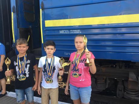Юні франківці перемогли на командному чемпіонаті України з шахів