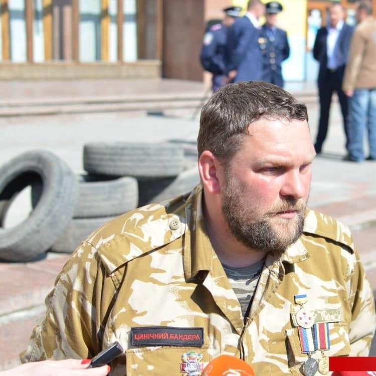 Міська Асоціація учасників АТО отримала нового керівника