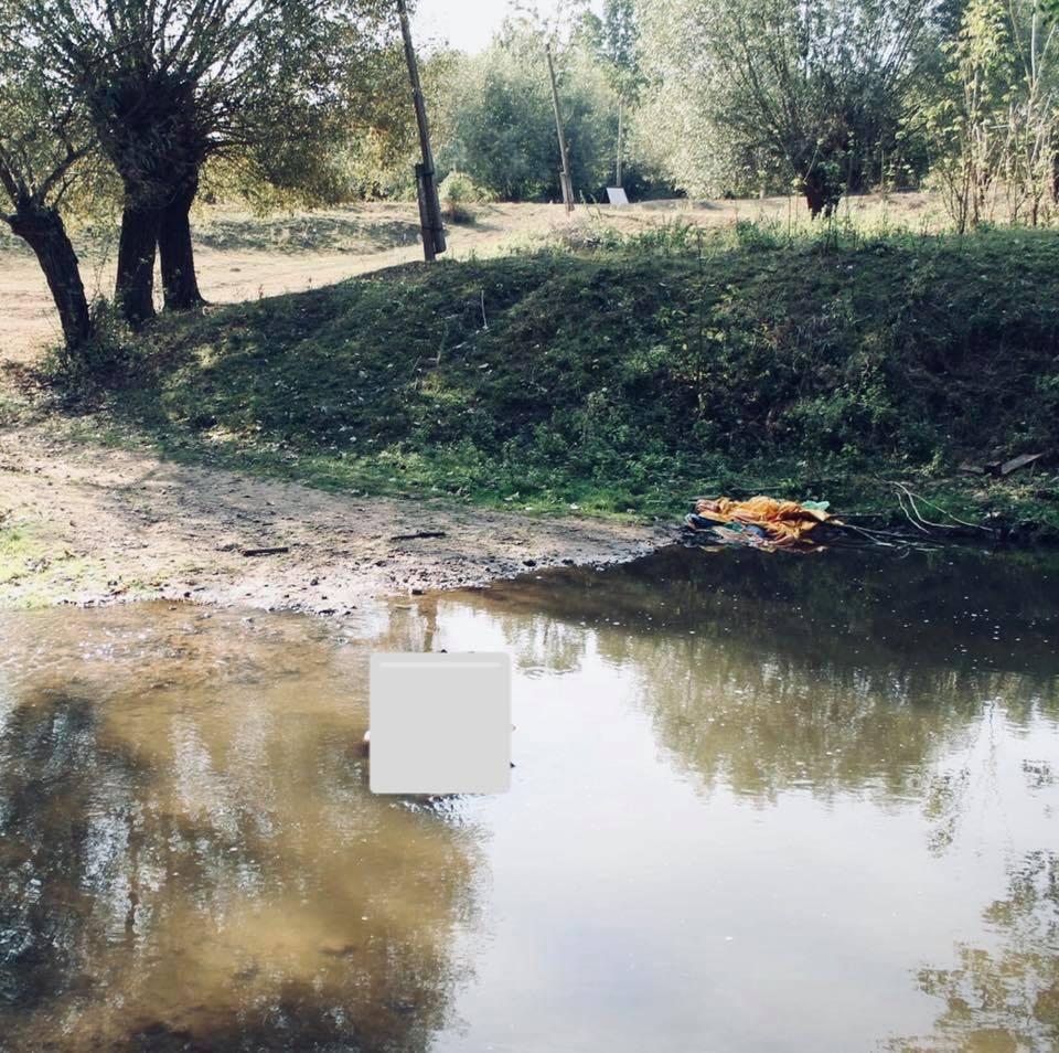 У струмку на Городенківщині знайшли тіло чоловіка. Його вбив родич (ФОТОФАКТ)