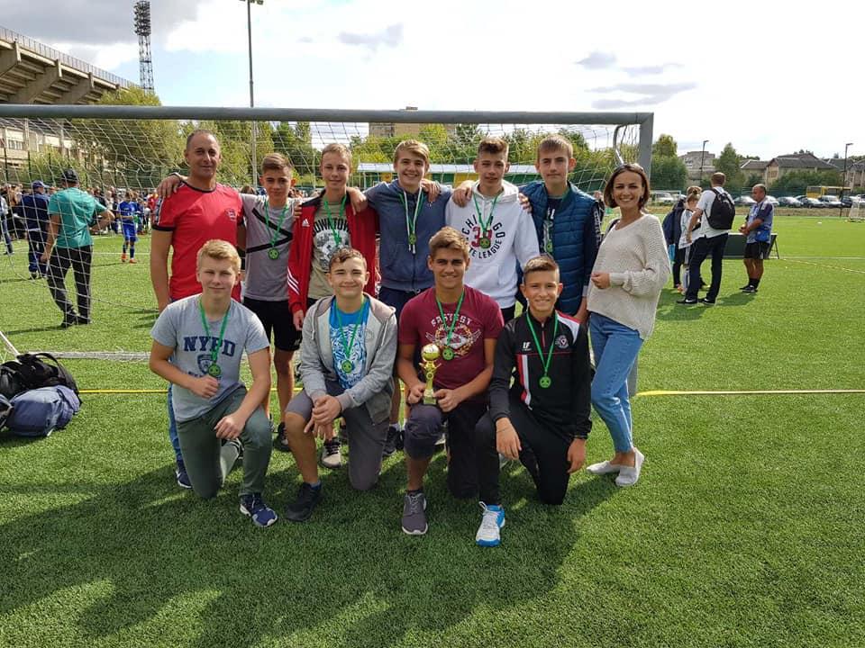 Стали відомі переможці футбольного фестивалю «Грають всі!» (ФОТО)