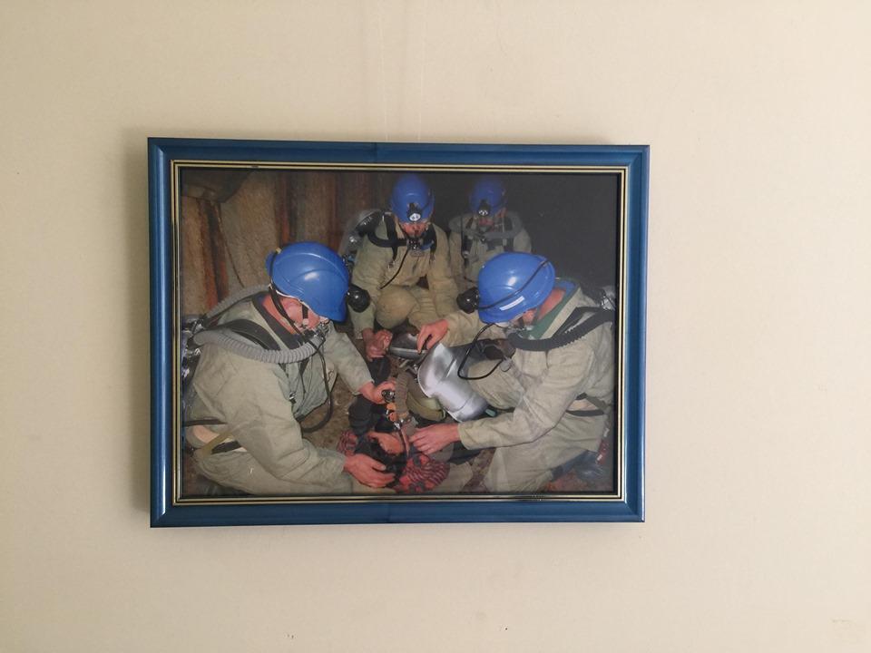 У Франківську відкрили зворушливу виставку світлин про роботу рятувальників (ФОТО)
